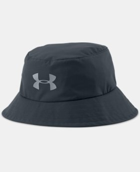 New Arrival  Men's UA Storm Golf Bucket Hat LIMITED TIME: FREE SHIPPING 1 Color $34.99