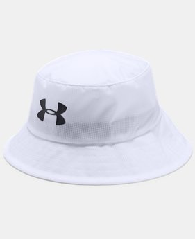 Men's UA Storm Golf Bucket Hat  3  Colors Available $29.99
