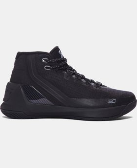 New Arrival Boys' Grade School UA Curry 3 Basketball Shoes  5 Colors $114.99