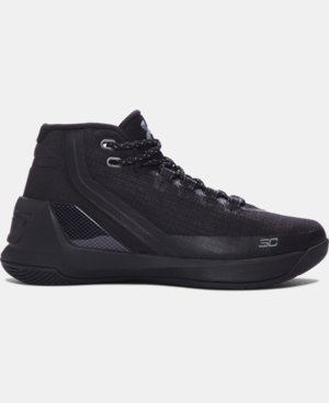 Boys' Grade School UA Curry 3 Basketball Shoes LIMITED TIME: FREE SHIPPING  $139.99