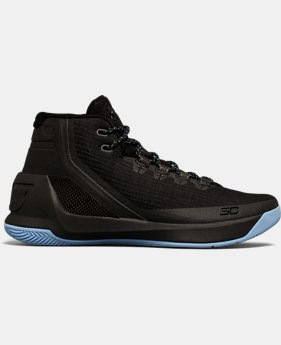 Boys' Grade School UA Curry 3 Basketball Shoes  2 Colors $86.99