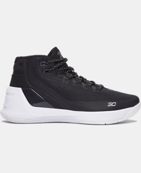 Boys' Grade School UA Curry 3 Basketball Shoes  4 Colors $65.24