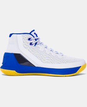Boys' Grade School UA Curry 3 Basketball Shoes  2 Colors $139.99