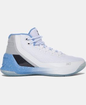 Boys' Grade School UA Curry 3 Basketball Shoes  7 Colors $86.99