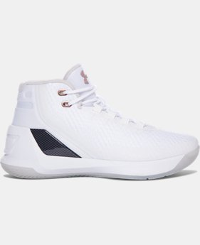 Boys' Grade School UA Curry 3 Basketball Shoes   $65.24