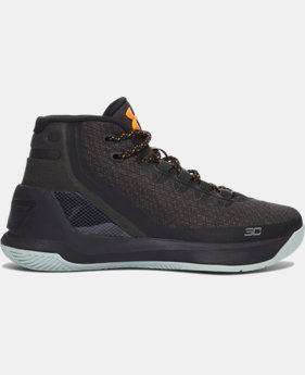 Boys' Grade School UA Curry 3 Basketball Shoes   $114.99
