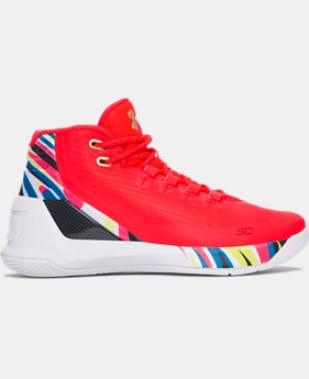 Boys' Grade School UA Curry 3 Basketball Shoes  2 Colors $65.24 to $86.99
