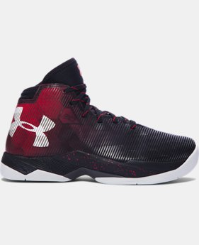 Kids' Grade School UA Curry 2.5 Basketball Shoes