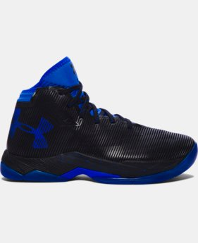 Kids' Grade School UA Curry 2.5 Basketball Shoes  7 Colors $114.99