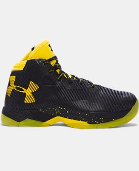 Boys' Grade School UA Curry 2.5 Basketball Shoes   $64.49