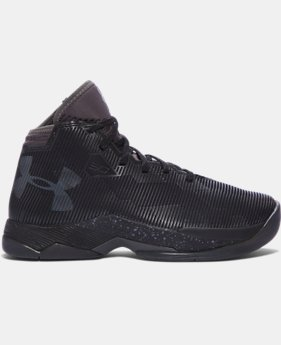 Boys' Grade School UA Curry 2.5 Basketball Shoes   $85.99