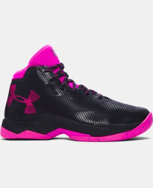 Kids' Grade School UA Curry 2.5 Basketball Shoes LIMITED TIME: FREE SHIPPING  $86.99