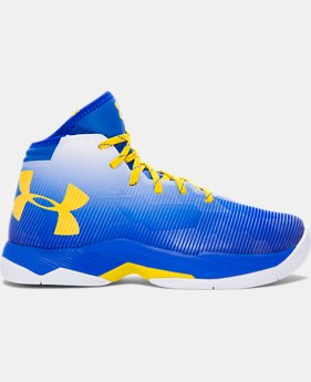 Boys' Grade School UA Curry 2.5 Basketball Shoes LIMITED TIME: FREE SHIPPING 2 Colors $104.99 to $139.99
