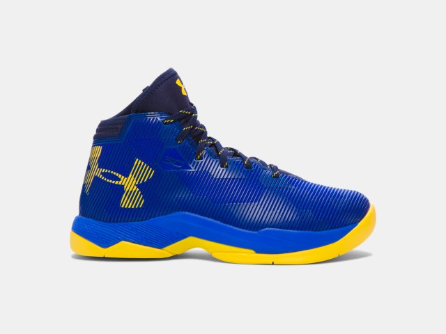 Boys  Grade School UA Curry 2.5 Basketball Shoes  31631b15541c