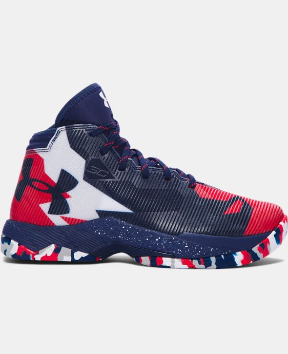 Boys' Grade School UA Curry 2.5 Basketball Shoes LIMITED TIME: FREE SHIPPING 5 Colors $104.99 to $139.99