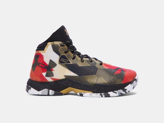 Boys  Grade School UA Curry 2.5 Basketball Shoes  5da24e93596a
