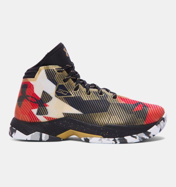 857799bf7842 Boys  Grade School UA Curry 2.5 Basketball Shoes