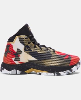 Kids' Grade School UA Curry 2.5 Basketball Shoes  5 Colors $139.99