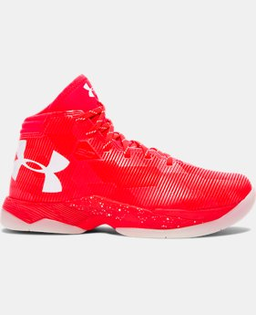 Kids' Grade School UA Curry 2.5 Basketball Shoes LIMITED TIME: FREE SHIPPING 1 Color $86.99