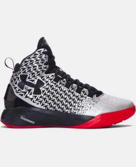 Boys' Grade School UA ClutchFit® Drive 3 Basketball Shoes LIMITED TIME: FREE SHIPPING  $109.99