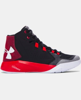 Boys' Grade School UA Torch Fade Basketball Shoes   $79.99