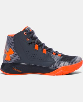 Boys' Grade School UA Torch Fade Basketball Shoes   $69.99