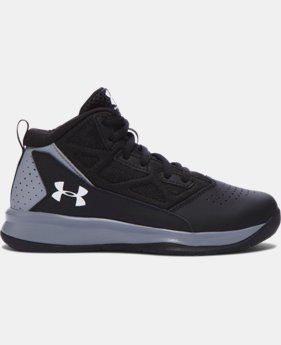 Boys' Pre-School UA Jet Mid Basketball Shoes  3 Colors $54.99