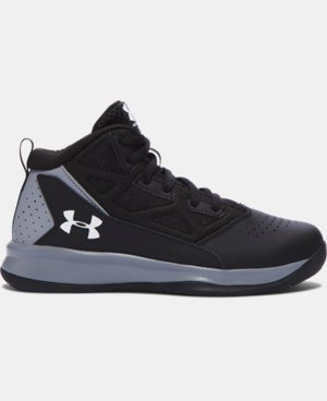 Boys' Pre-School UA Jet Mid Basketball Shoes LIMITED TIME: FREE U.S. SHIPPING  $54.99