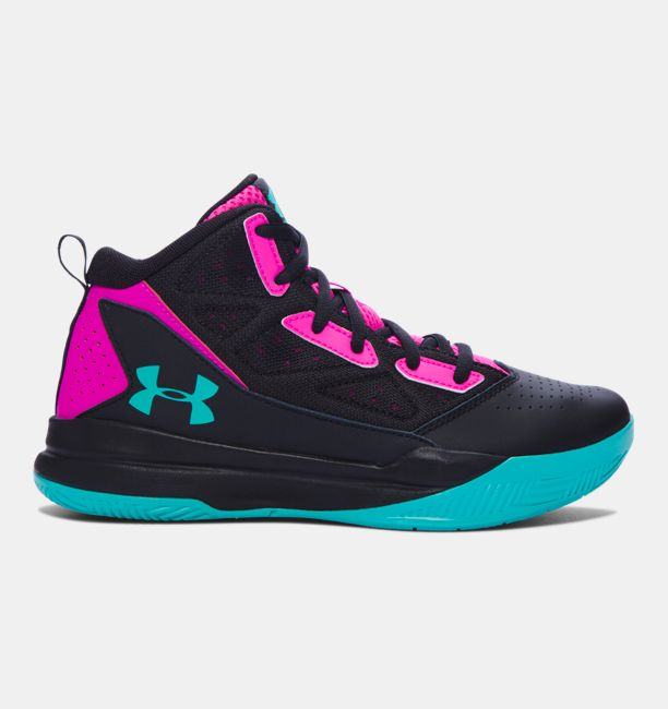 Under Armour Jet Youth Basketball Shoes
