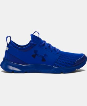 New Arrival Men's UA Drift Running Shoes  1 Color $74.99