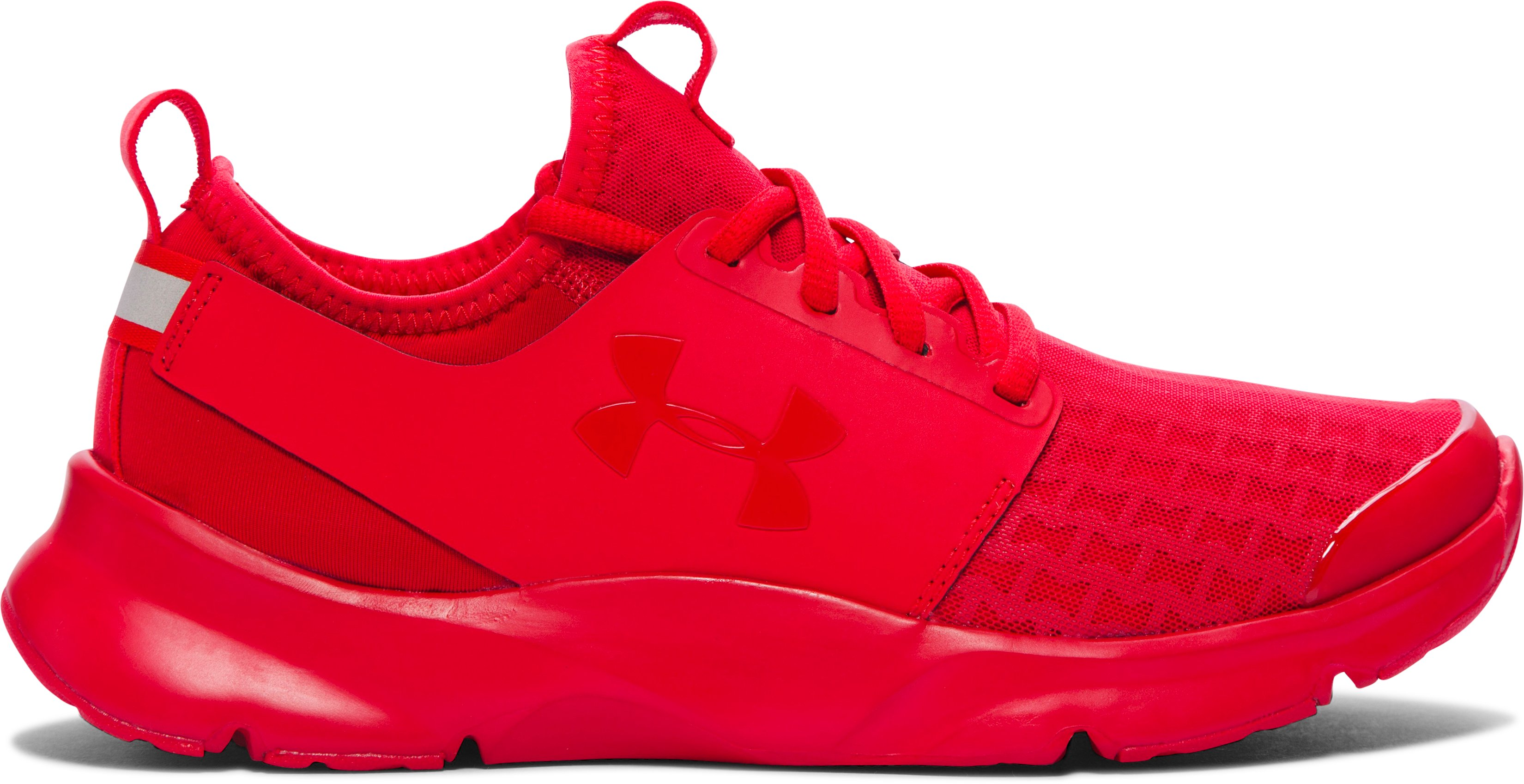 Women's UA Drift Running Shoes, Red, zoomed image