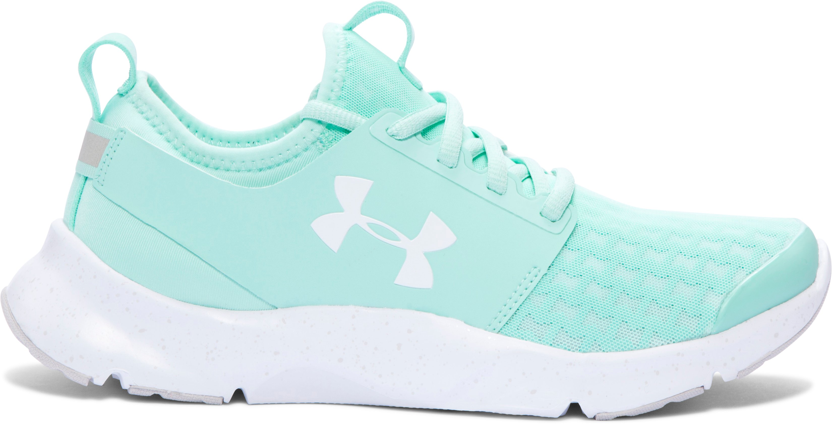 Women's UA Drift Running Shoes, CRYSTAL, zoomed image