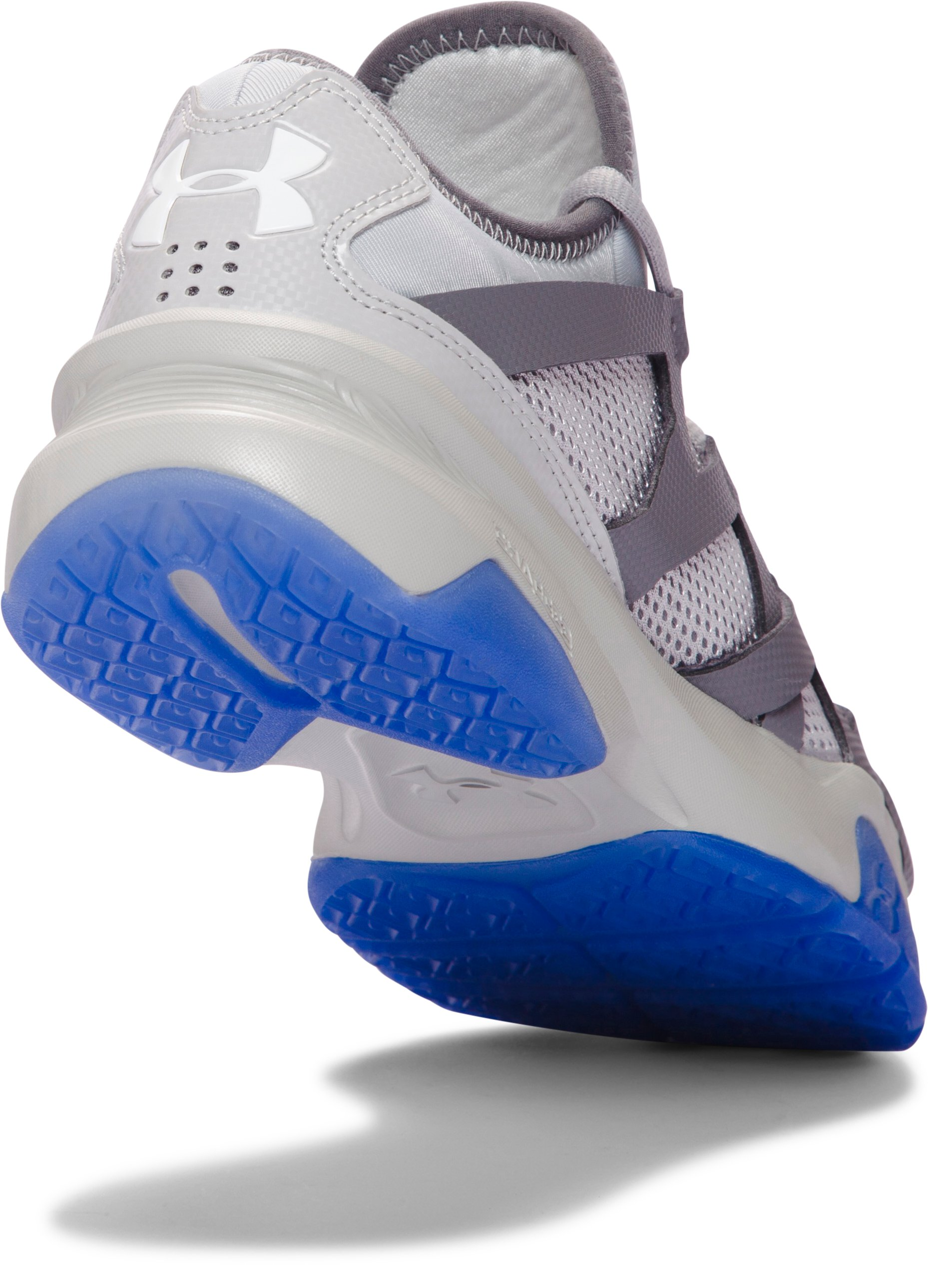 Men's UA Charged Phenom 2 Training Shoes, Aluminum