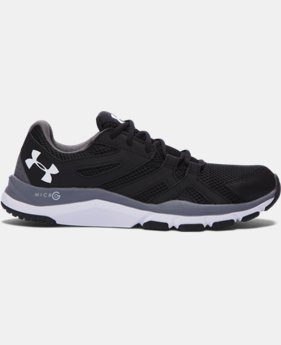 Men's UA Strive 6 Training Shoes  2 Colors $48.99 to $52.99