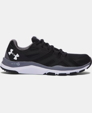 Best Seller  Men's UA Strive 6 Training Shoes LIMITED TIME: FREE SHIPPING 1 Color $89.99