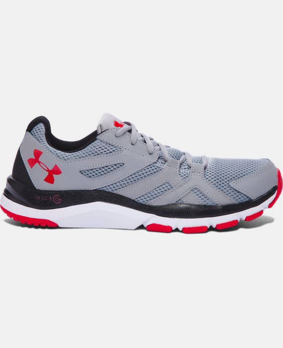 Men's UA Strive 6 Training Shoes LIMITED TIME: FREE U.S. SHIPPING 2 Colors $69.99