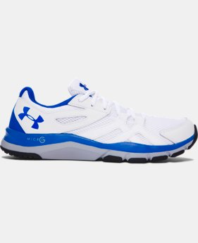 Men's UA Strive 6 Training Shoes  5 Colors $89.99