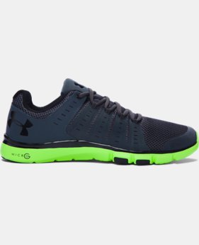 Best Seller Men's UA Micro G® Limitless 2 Training Shoes   3 Colors $84.99