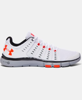 Best Seller Men's UA Micro G® Limitless 2 Training Shoes LIMITED TIME: FREE U.S. SHIPPING 1 Color $84.99