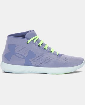 Women's UA Street Precision Mid Shoes   $89.99