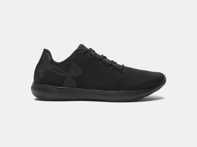 Under Armour Street Precision Low Women's Casual Shoes Black