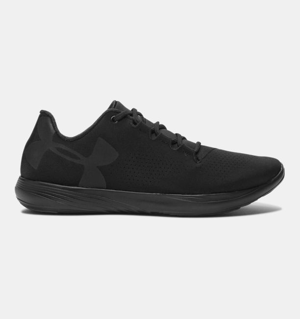 Womens Black Under Armor Shoes
