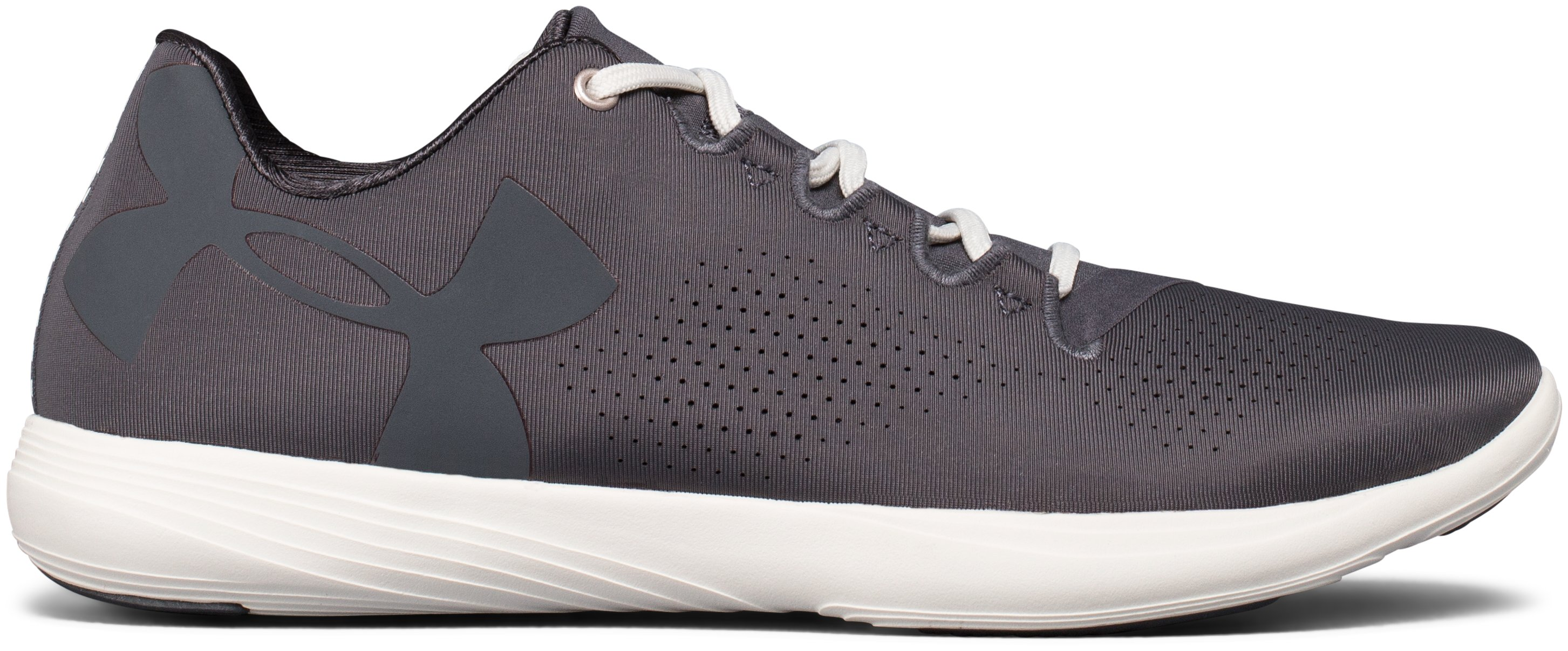 Women's UA Street Precision Low Training Shoes, 360 degree view