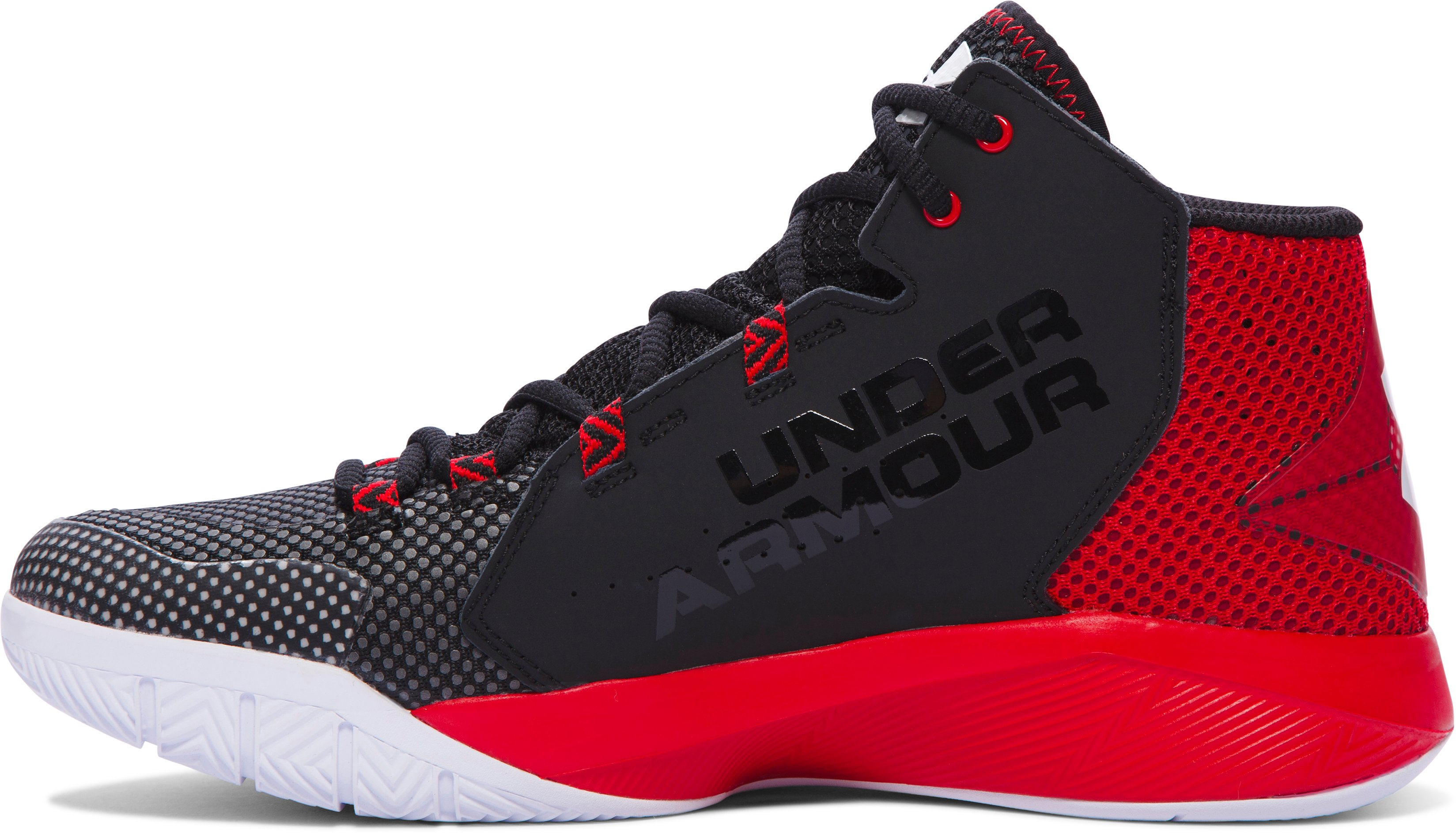 Men's UA Torch Fade Shoes, Black