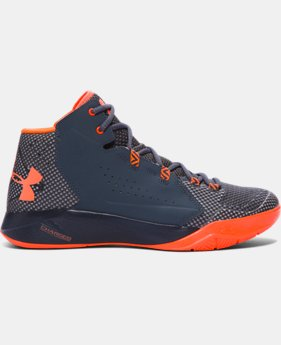 Men's UA Torch Fade Basketball Shoes   $99.99
