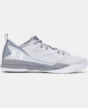 Men's UA Jet Low Basketball Shoes LIMITED TIME: FREE U.S. SHIPPING 1 Color $52.99