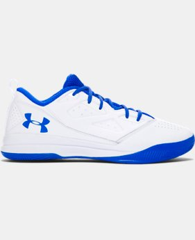 Men's UA Jet Low Basketball Shoes  2 Colors $69.99