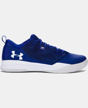 Men's UA Jet Low Basketball Shoes   $69.99