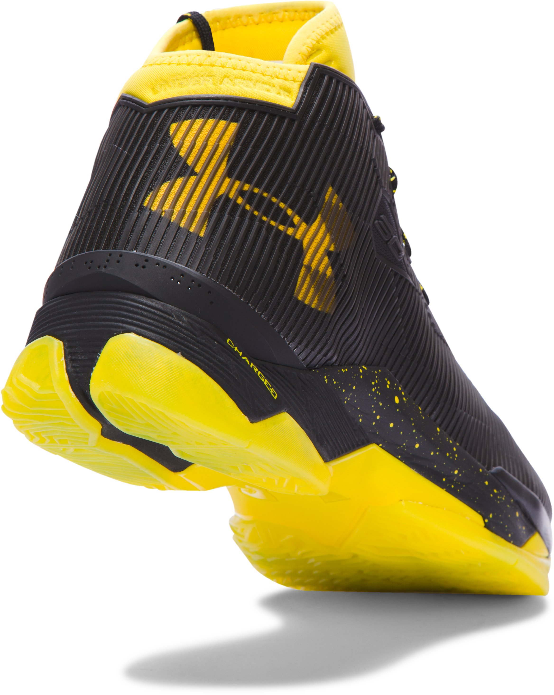 Men's UA Curry 2.5 Basketball Shoes, Black , undefined