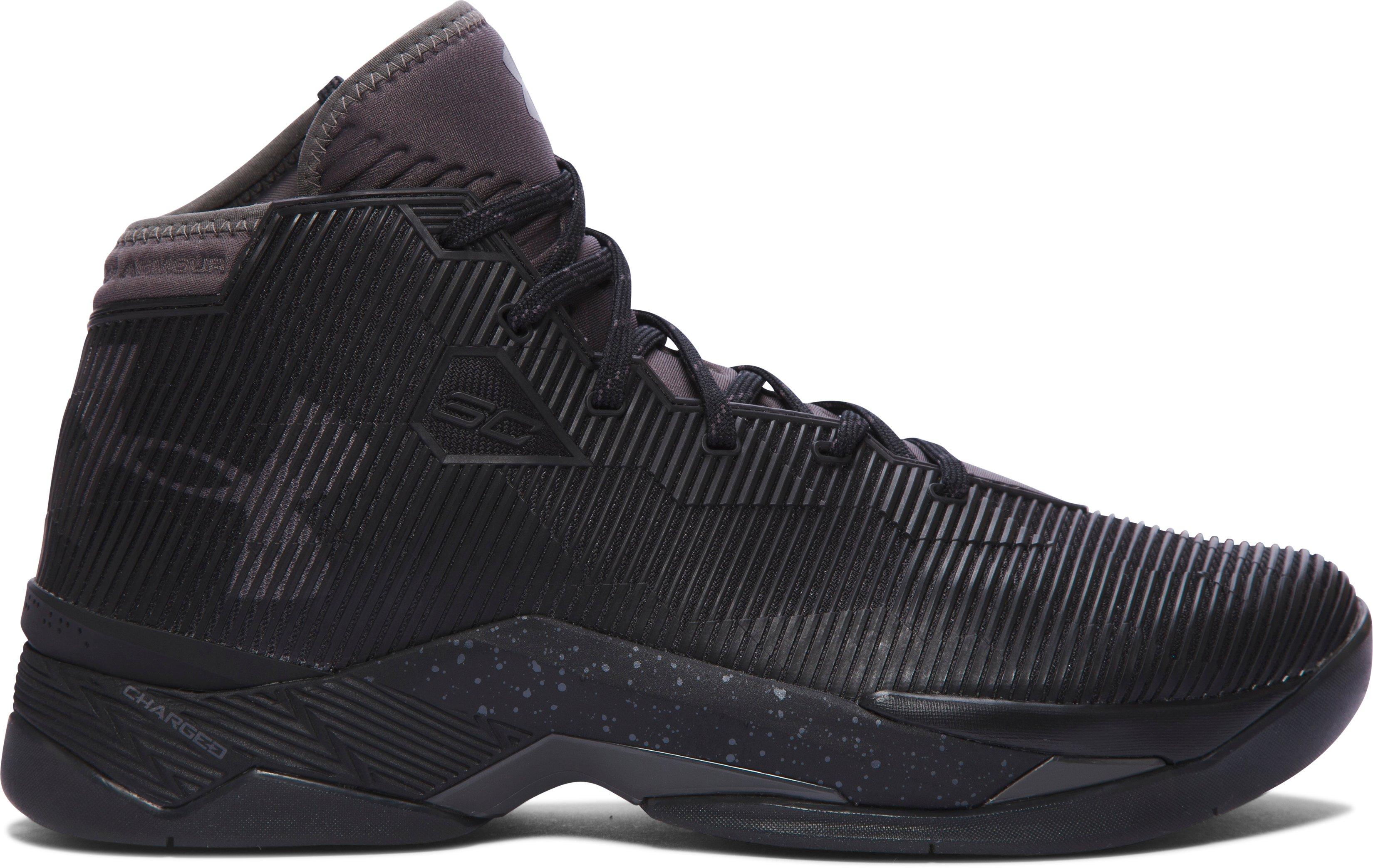 Under Armour Men's UA Curry 2.5 Black/Charcoal/Charcoal Sneaker 13 D (M)